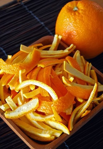 Вкусные цукаты из отходов апельсина своими руками!
