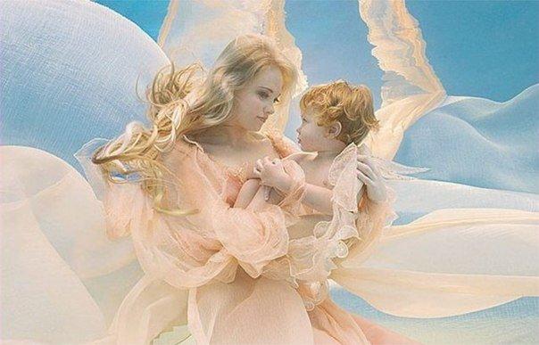 Две мамины молитвы - о дочери и сыне