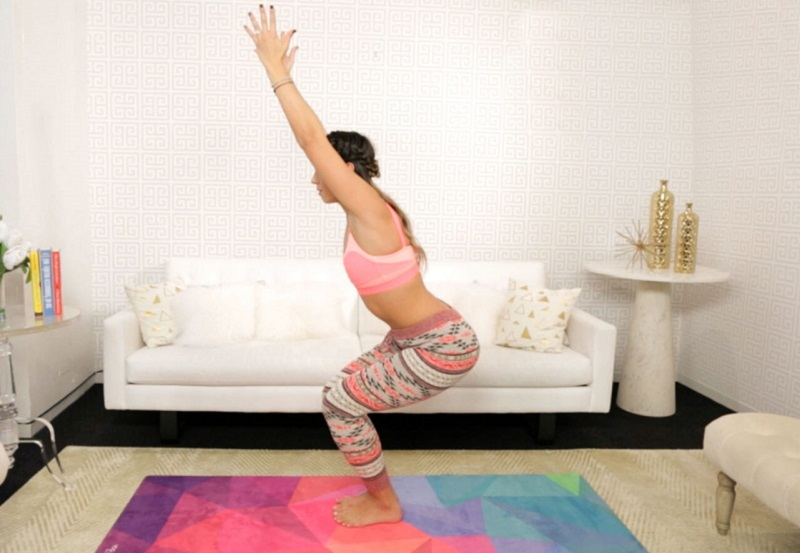 6 простых упражнений улучшат пищеварение и мгновенно подтянут живот!