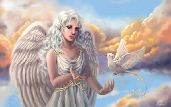 Этот оберег призывает вашего Ангела-хранителя. Проверьте на себе, как изменится ваша жизнь!