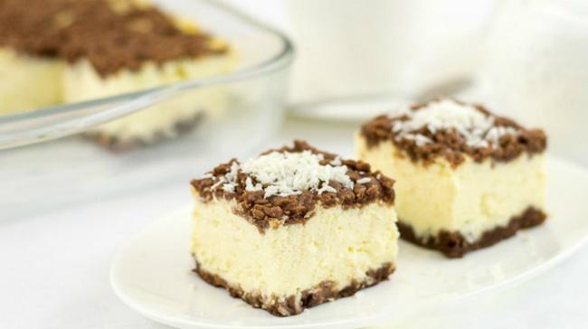 Королевский творожный пирог - лучший вариант рецепта!