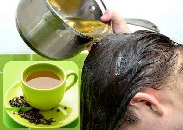 Чай для волос. Эти простейшие рецепты красоты вас удивят!
