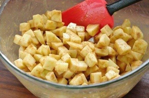 Сказочно вкусный яблочный штрудель - десерт для тех, кто на диете!