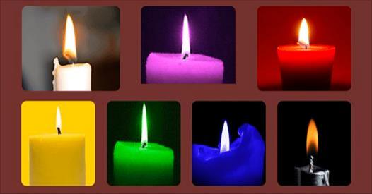 Выберите свечу! Цветовой тест всемирно известного психолога