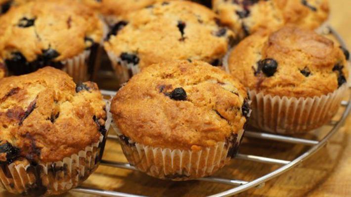 Вкуснейшие кексы за 5 минут! Самый быстрый вариант домашней выпечки