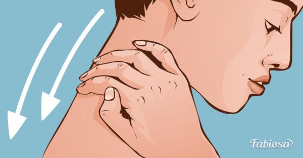 5 полезных советов для тех, кто регулярно испытывает боль в шее