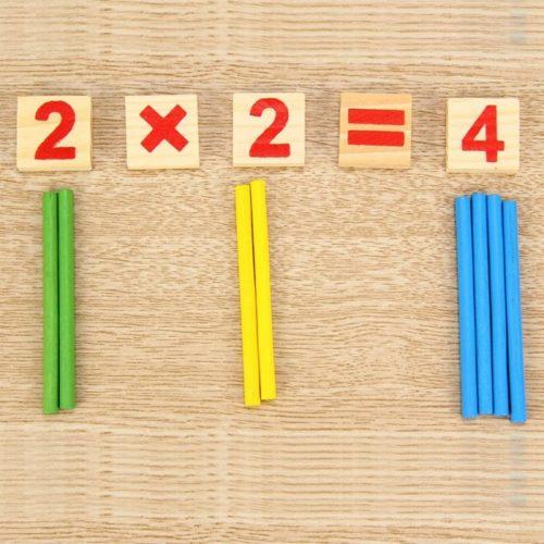 Эта хитрость научит ваших детей умножению в два счета! Каникулы спасены!