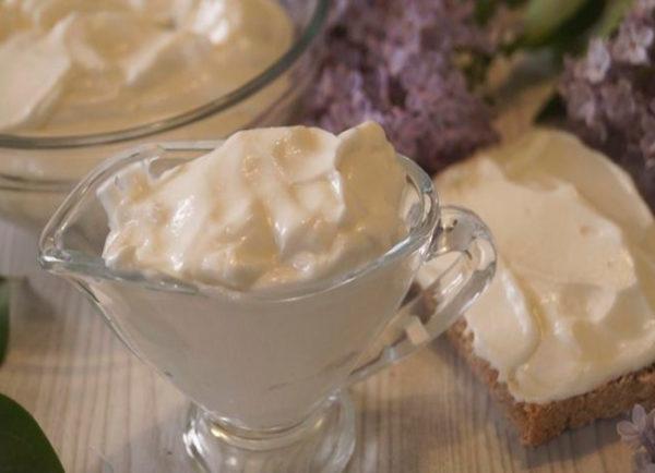 Майонез на молоке всего за 30 секунд - всегда получается без проблем!