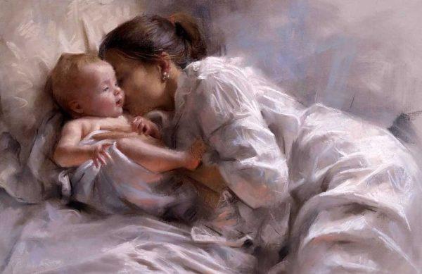 12 исцеляющих материнских фраз, которые нужно говорить ребенку перед сном!