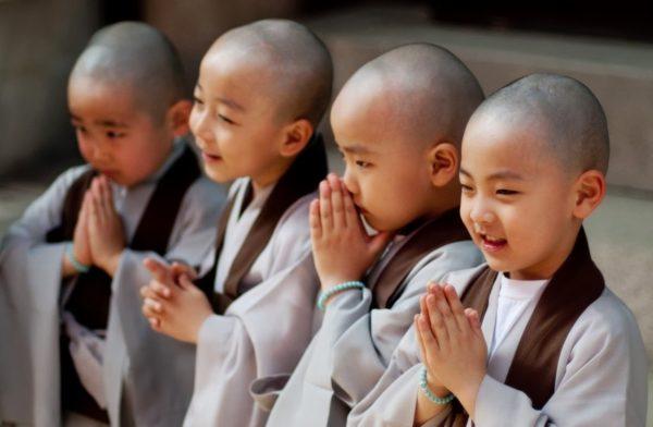 Как вырастить счастливого ребенка: правила тибетского воспитания!