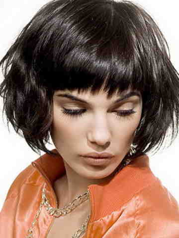 Европейский шик для ваших волос - французская стрижка!