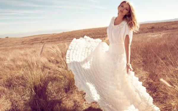 Целительная сила платья: почему так важно, чтобы женщины носили длинные юбки?