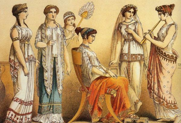 Какая греческая богиня соответствует вашему знаку Зодиака? Теперь я знаю, я - Афродита!