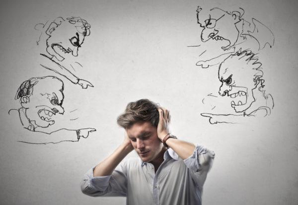 Как научиться отталкивать чужой негатив?