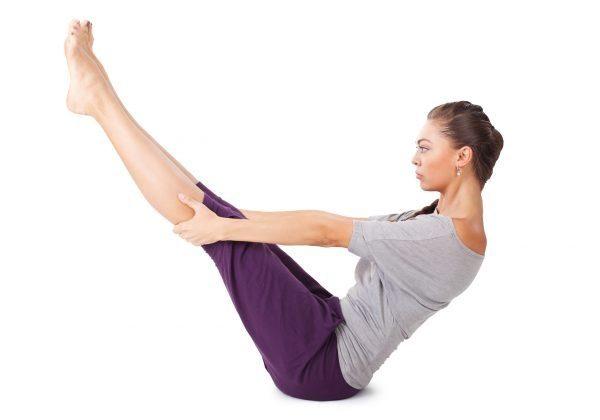 Йога для плоского животика: 5 поз, которые сделают твою фигуру подтянутой!