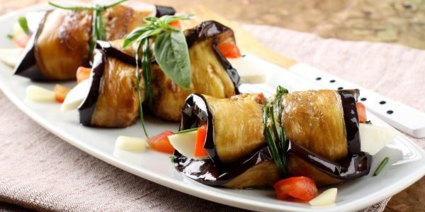 5 лучших летних блюд из баклажана!