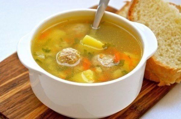 Лучшая подборка супчиков для правильного питания!