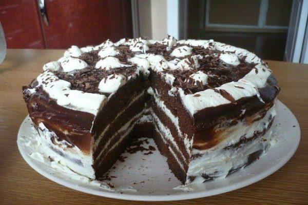 Пять рецептов вкуснейших праздничных тортов!