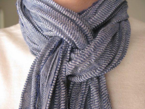 Как из платка сделать шарф