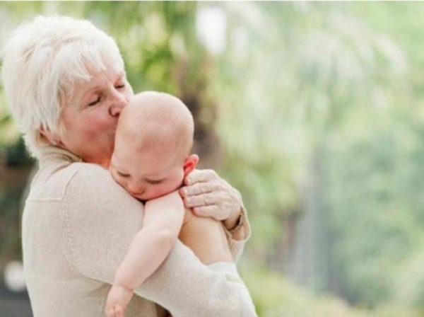 «Только не бойся…» - письмо бабушки своей новорожденной внучке!