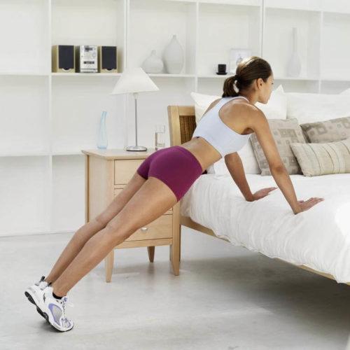 Делайте эти 3 простых упражнения, и вы будете чувствовать себя энергичной, молодой и здоровой!