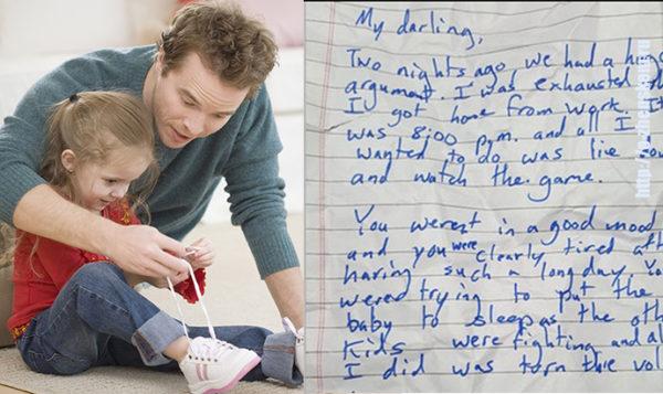 Жена ушла из дома, бросив детей и мужа... Через 2 дня она получила письмо!