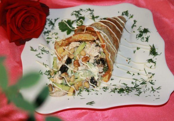 5 рецептов праздничных салатов, которые стоит попробовать!