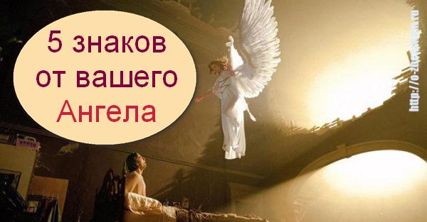 Эти 5 знаков от ваших ангелов нельзя игнорировать ни в коем случае!