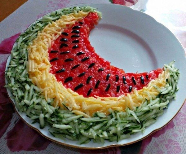 23 оригинальных идеи для украшения праздничных блюд!
