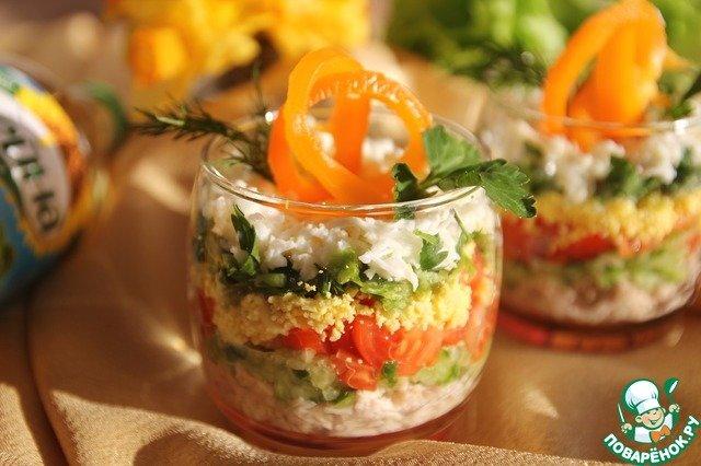 5 вкусных фитнес-салатов для плоского живота и стройной фигуры