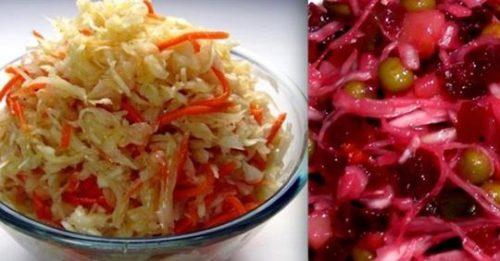 Вкусно, полезно и просто: 5 моих любимых постных овощных салатов