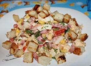 ТОП-6 нежных и очень вкусных салатов с пекинской капустой