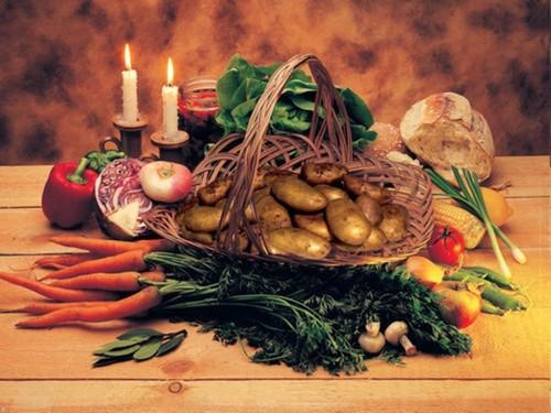 Страстная неделя Великого поста в2019году: что можно есть перед Пасхой (по дням)