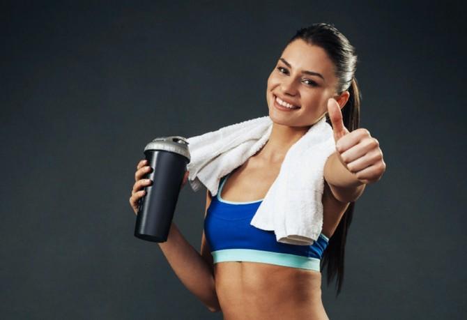 Протеин для женщин: 5 мифов, в которые пора перестать верить