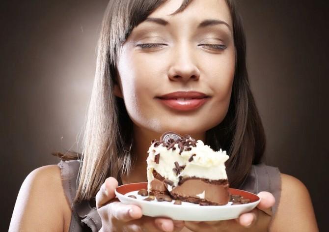 Как бороться с любовью к сладкому?