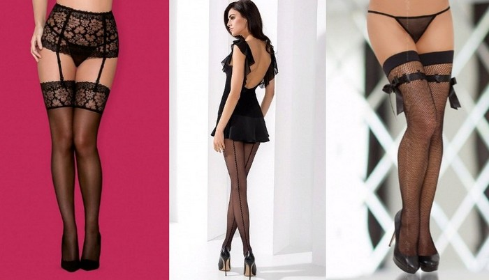 Сексуальное женское бельё - а вы уже пробовали?