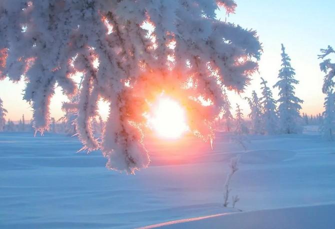 Какого числа зимнее солнцестояние в2019году. Как привлечь удачу в этот день?