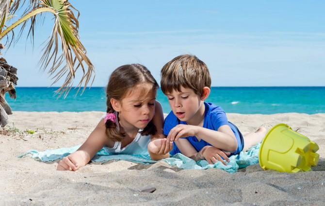 Отдых с детьми на море - как быстрее и проще адаптироваться?