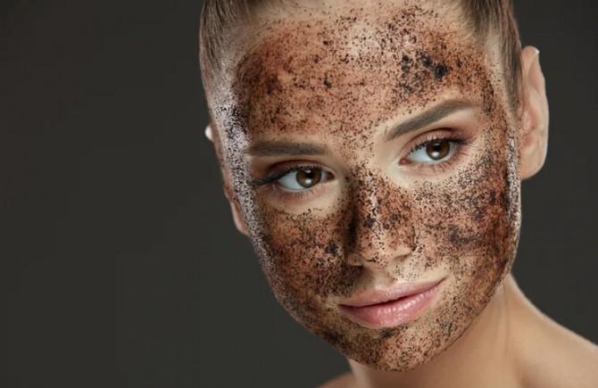 Суперэффективная кофейная маска для лица