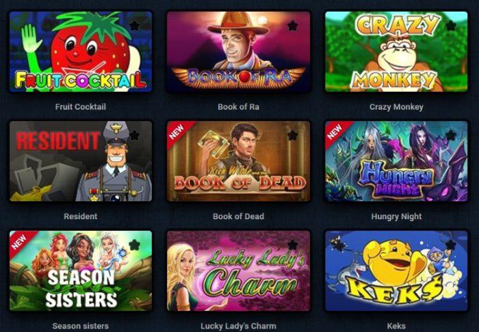 Vulkan Club и другие онлайн-казино - советы для начинающих