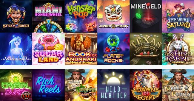 Онлайн-казино Вегас - виртуальное развлечение с большими возможностями