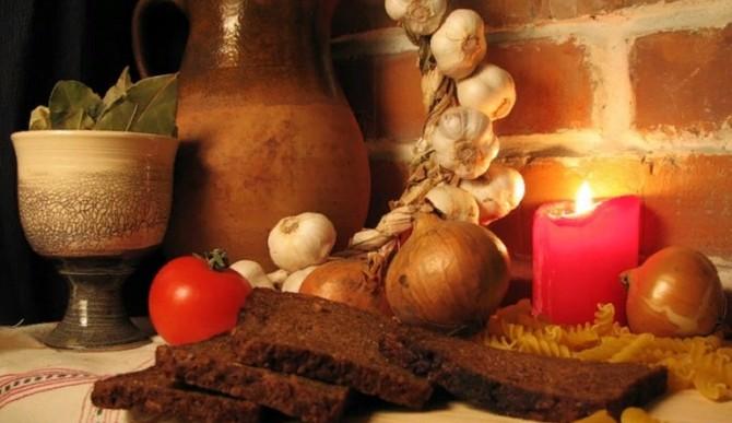 Рождественский пост в 2020-2021: календарь питания по дням