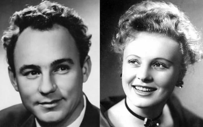 «Понимаете, люблю я её»: Алла Ларионова и Николай Рыбников – история любви звездной пары