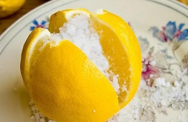 Лимон с солью - удивительное сочетание, дарящее энергию и улучшение памяти