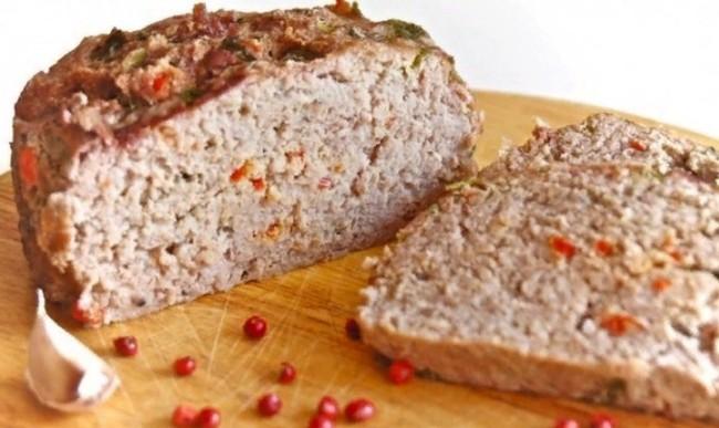 Пальчики оближешь! Мясной «хлебец» - очень простой и вкусный рецепт