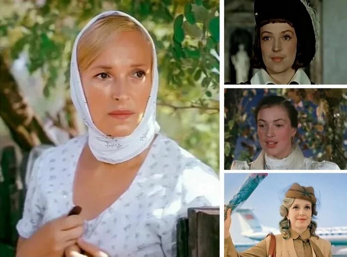 5 советских актрис родом из деревни, которые стали кумирами для миллионов