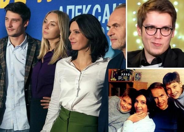 «Как в кино»: Лидия Вележева и Алексей Гуськов 32 года вместе - и по-прежнему влюблены друг в друга