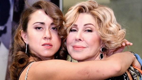 Мама и дочь: как Любови Успенской спасти Таню