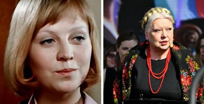Как изменились со временем 12 актрис советского кино